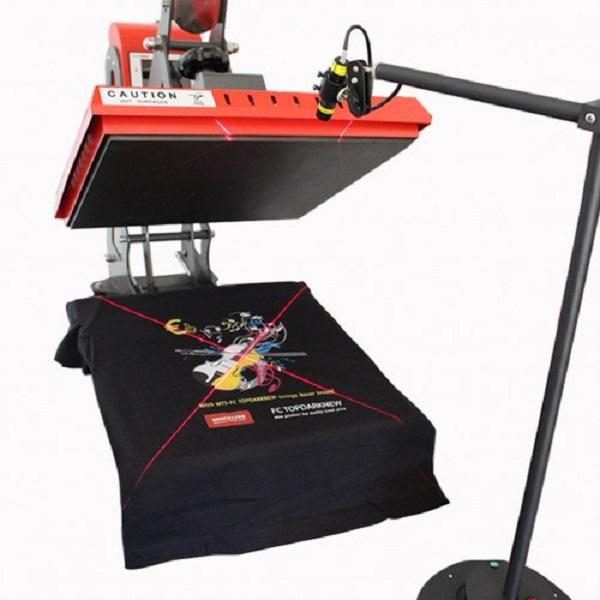 سیستم لیزری چاپ تی شرت