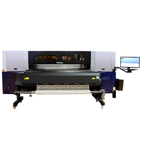 دستگاه پلاتر چاپ مستقیم بر روی پارچه XENONS مدل CD-2016E